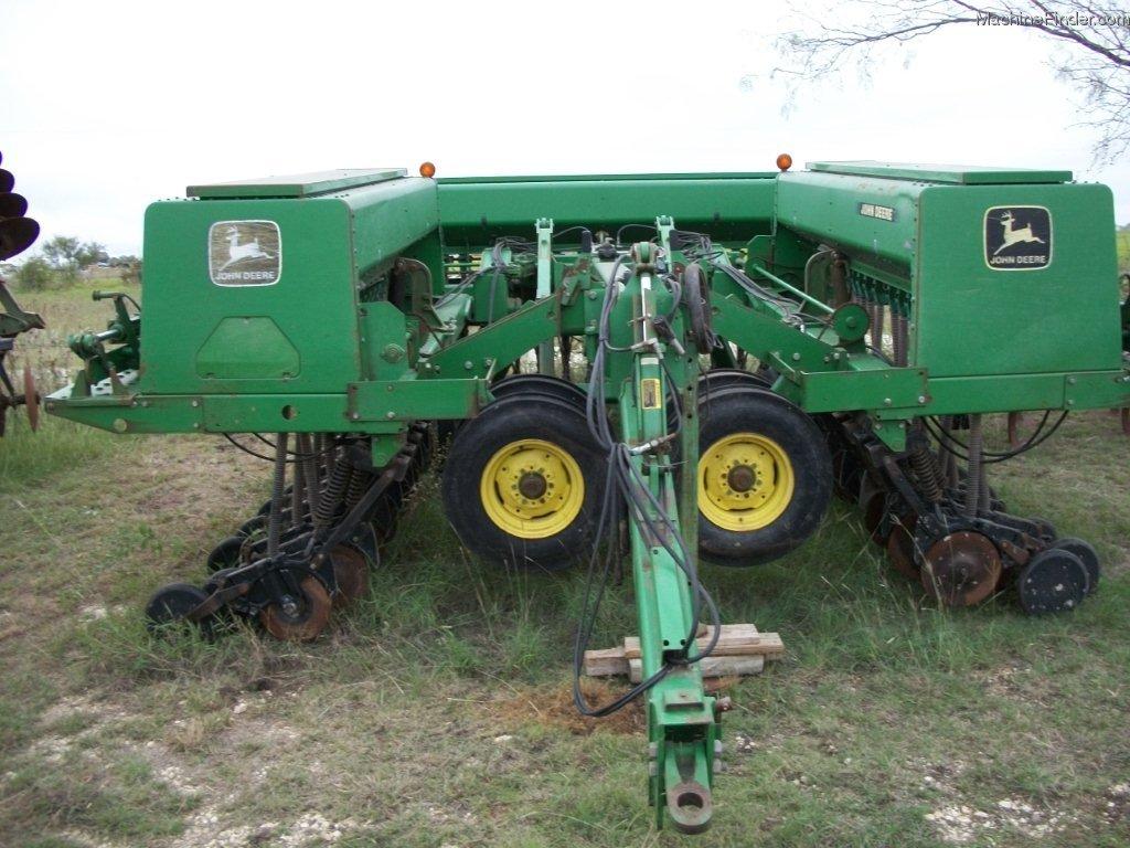 1996 John Deere 455 Planting & Seeding - Box Drills - John ...