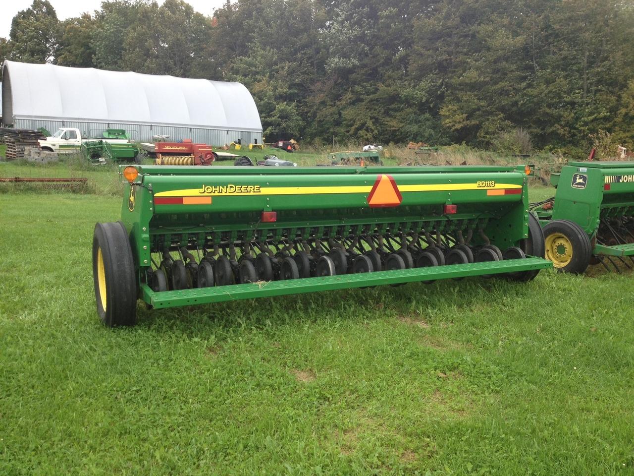 Green Tractors Kingston