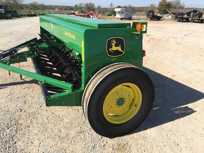 John Deere BD1113 Drill - Meeker, OK | Machinery Pete