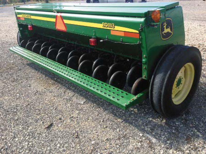 John Deere BD1113 Drills and Caddies for Sale | Fastline