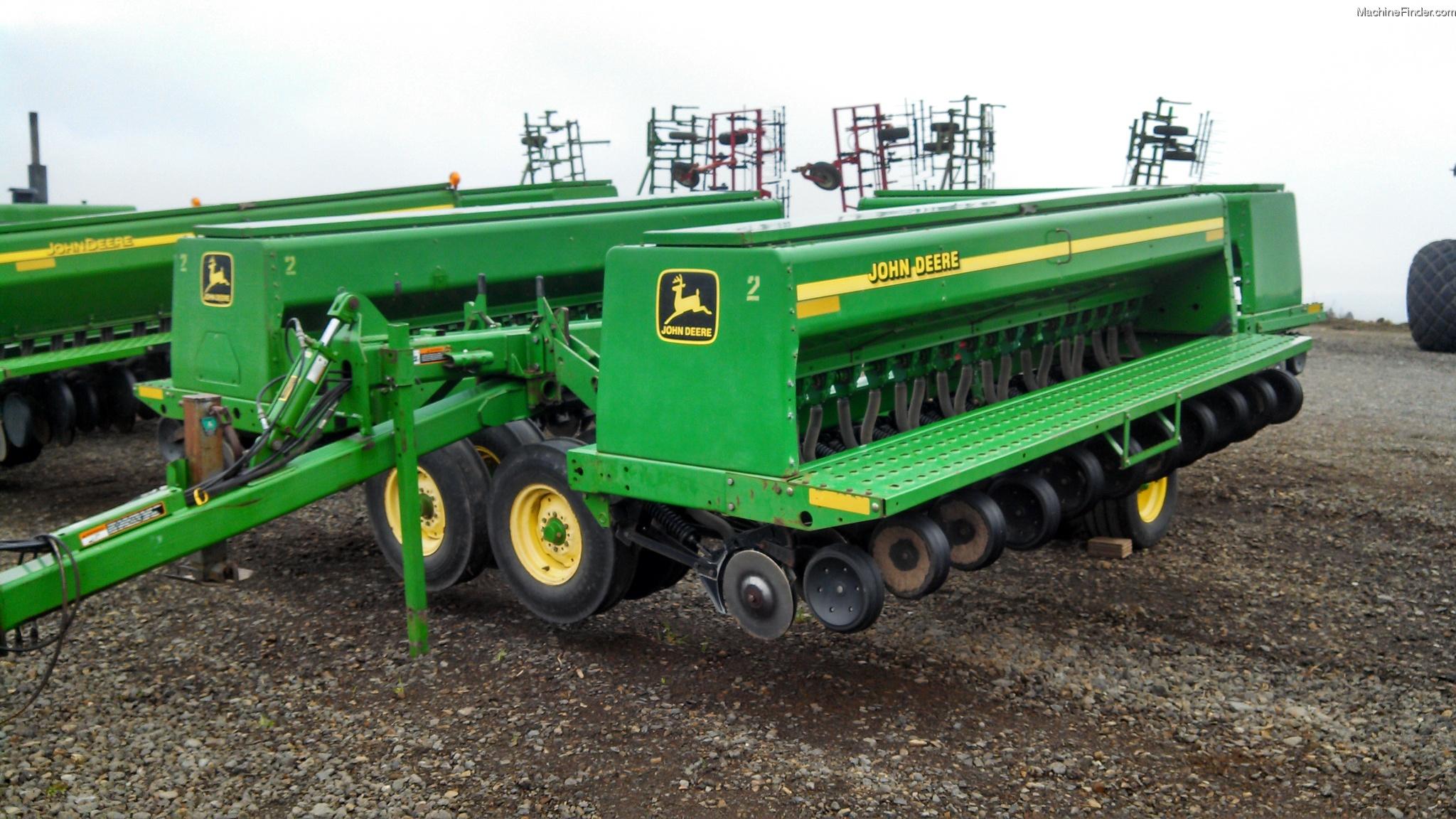 1999 John Deere 455 Planting & Seeding - Box Drills - John ...