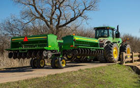 John Deere 455 Front-Folding Grain Drill » Taylor and ...