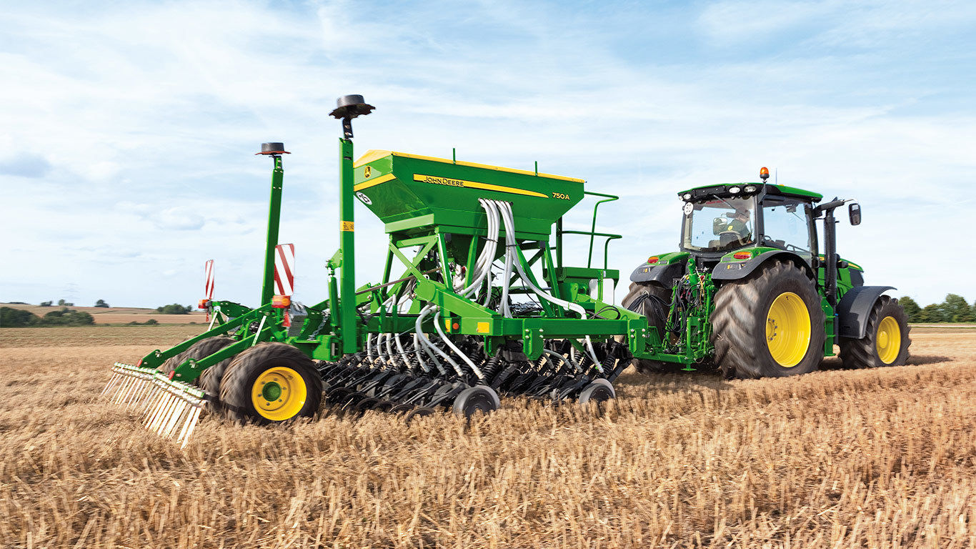 740A | Drills | John Deere UK & IE