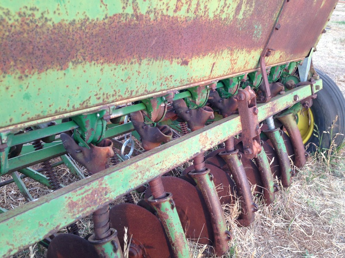 What model of John deere drill - Implement Alley Forum ...