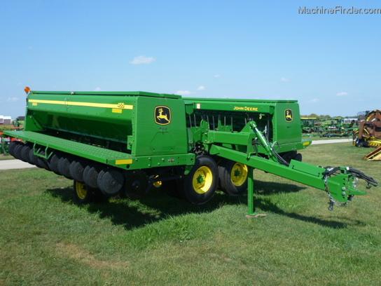 2010 John Deere 455 Planting & Seeding - Box Drills - John ...