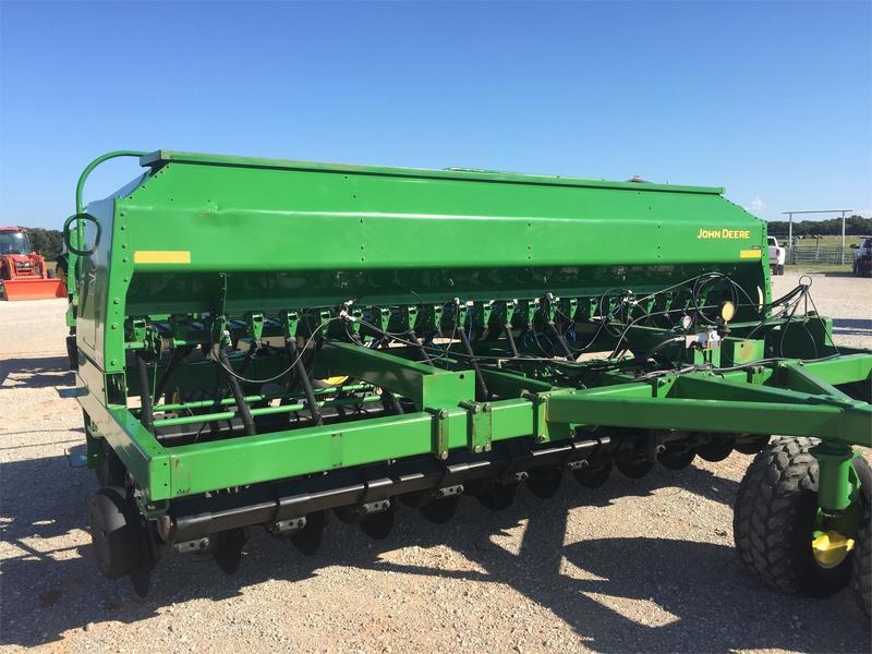 John Deere 1590 Drill - Meeker, OK | Machinery Pete