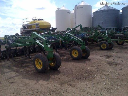 2010 John Deere 1830 Planting & Seeding - Air Drills ...