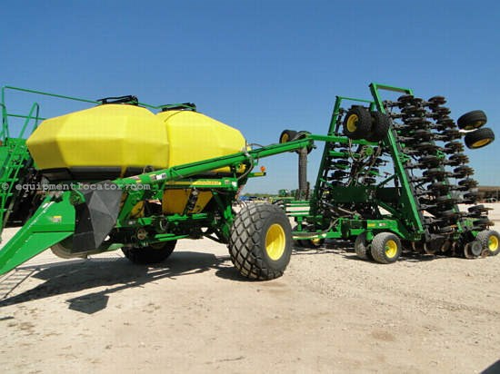 2008 John Deere 1890 Air Drill For Sale at ...