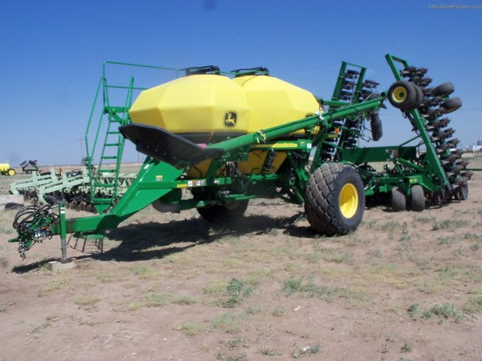 2009 John Deere 1890 Planting & Seeding - Air Drills ...
