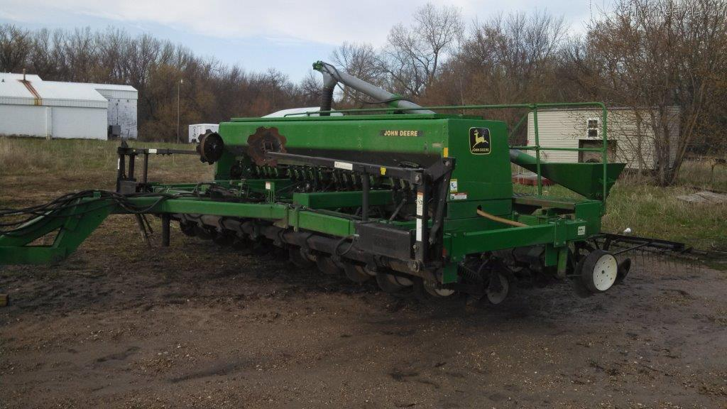 1991 John Deere 750 Planting & Seeding - Box Drills - John ...