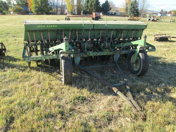 John Deere LLA Grain Drill - Price Estimate: