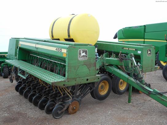 1992 John Deere 455 Planting & Seeding - Box Drills - John ...