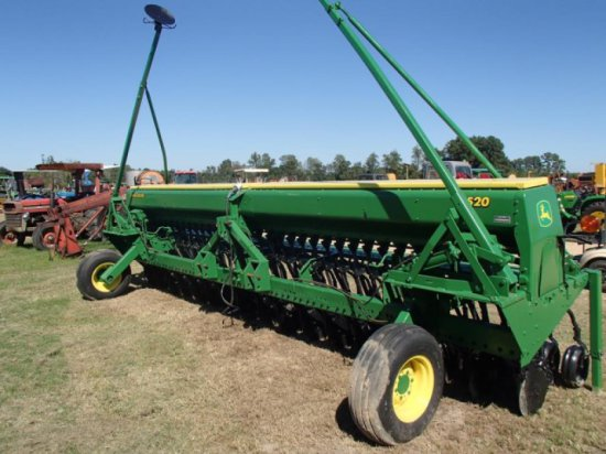 520 John Deere Grain Drill | ... Auctions Online | Proxibid