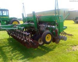 Cost to Ship - John Deere 515 No-Till Grain Drill - from ...