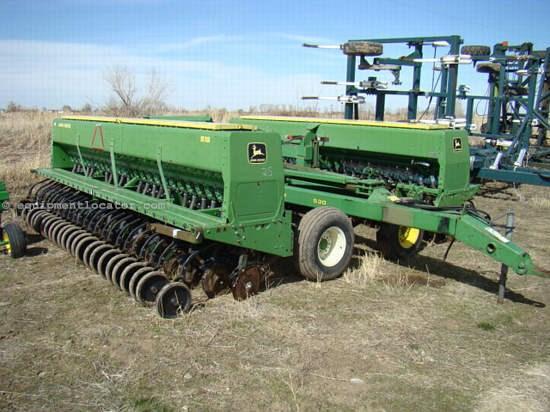 John Deere 515 Grain Drill For Sale at EquipmentLocator.com