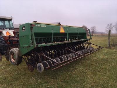 John Deere 515 Drill - Shiloh, OH | Machinery Pete