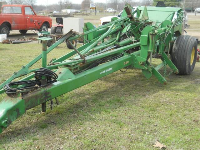 LOT #451 - John Deere 530 Grain Drill Caddy