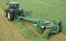 JOHN DEERE 530 Hay Tools Mower Conditioners Specification