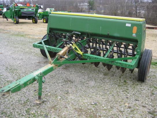 John Deere 8200 8' Grain Drill Planting & Seeding - Box ...
