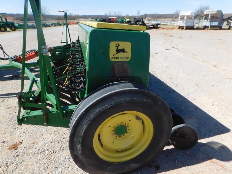 John Deere 8200 Drill - Meeker, OK   Machinery Pete