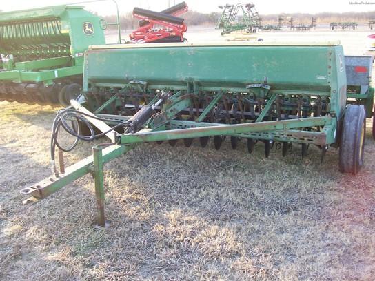 John Deere 8200 Planting & Seeding - Box Drills - John ...