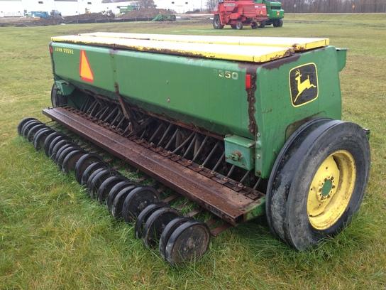 John Deere 8350 Planting & Seeding - Box Drills - John ...