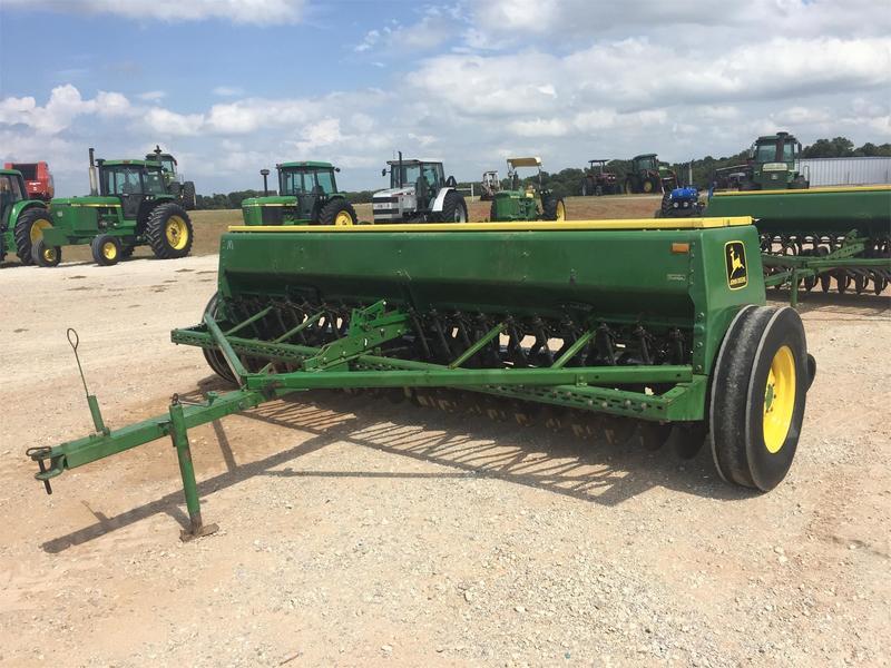 John Deere 8350 Drill - Meeker, OK | Machinery Pete