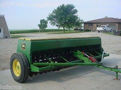 John Deere model 8350 drill ( planter seeder ) for sale