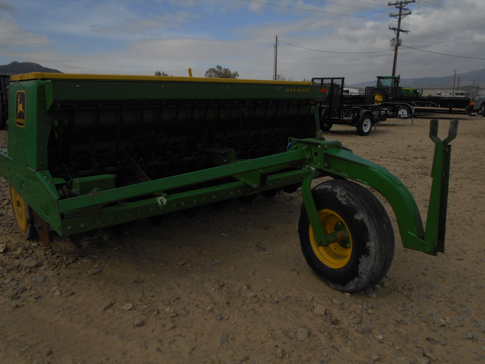 John Deere 9350 Drill Stock # 381 Price: $4950 - D & D ...