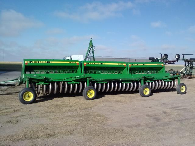 1993 John Deere 9400 Planting & Seeding - Box Drills ...