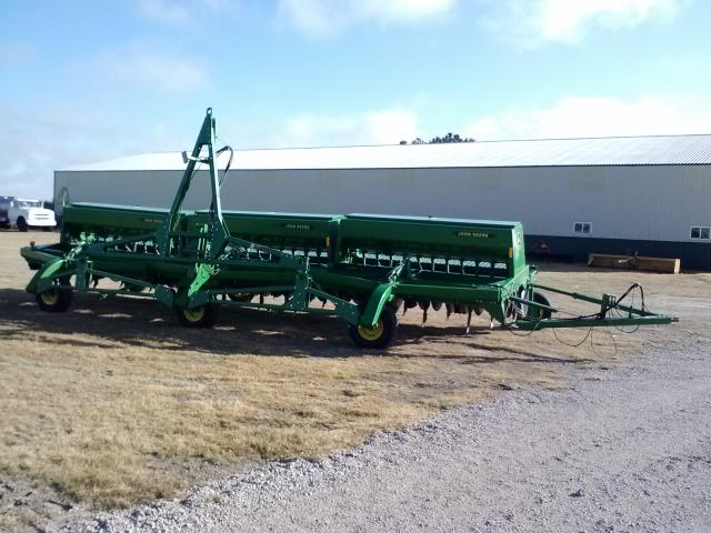 John Deere 9400 Hoe Drill - PTCI Classifieds