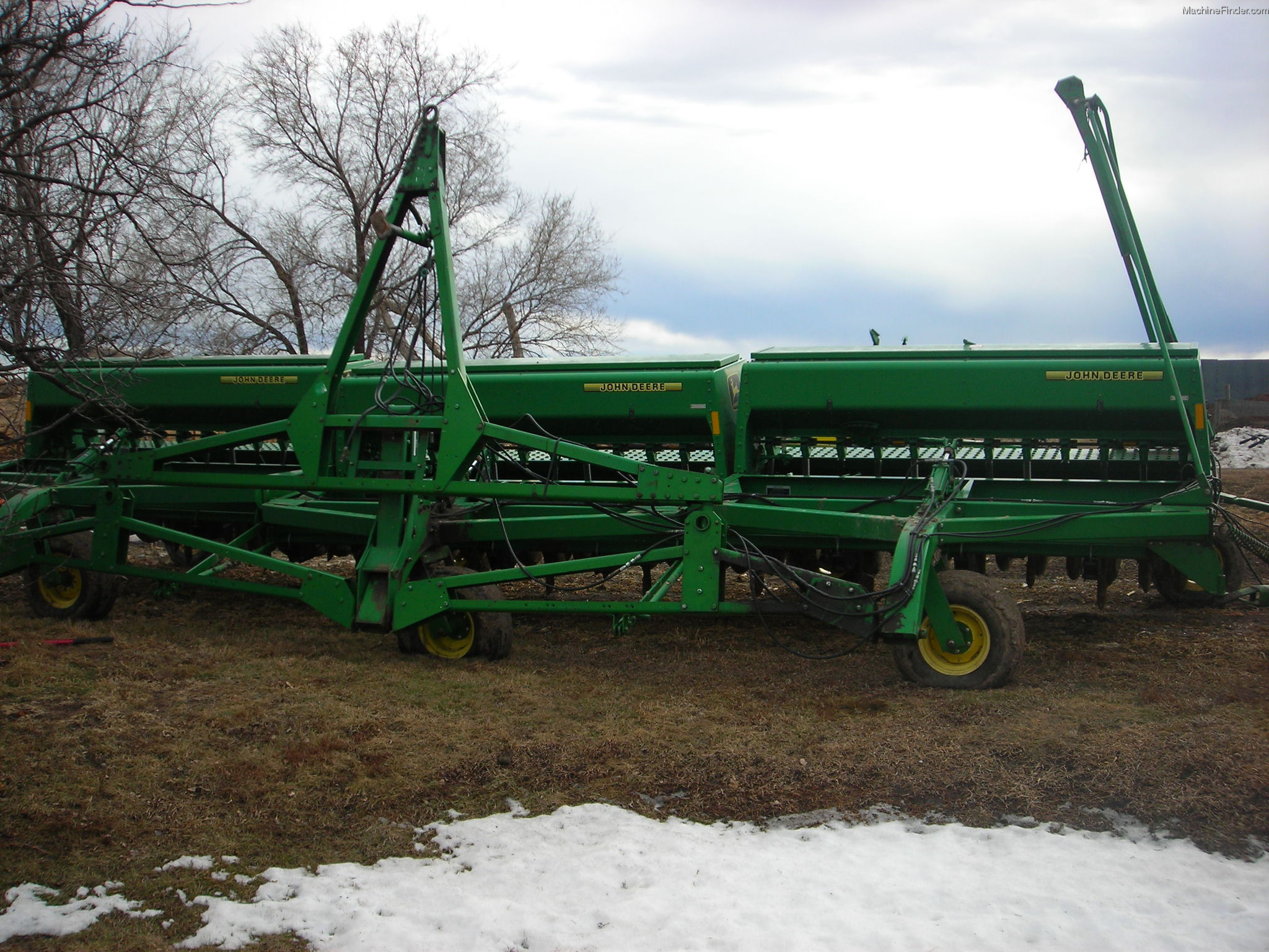 1994 John Deere 9400 Planting & Seeding - Box Drills ...