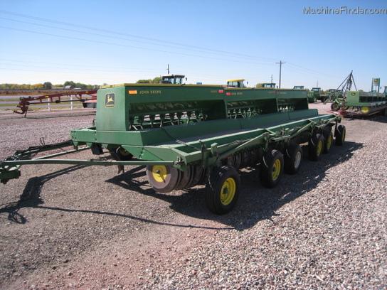 John Deere 9400 Planting & Seeding - Box Drills - John ...