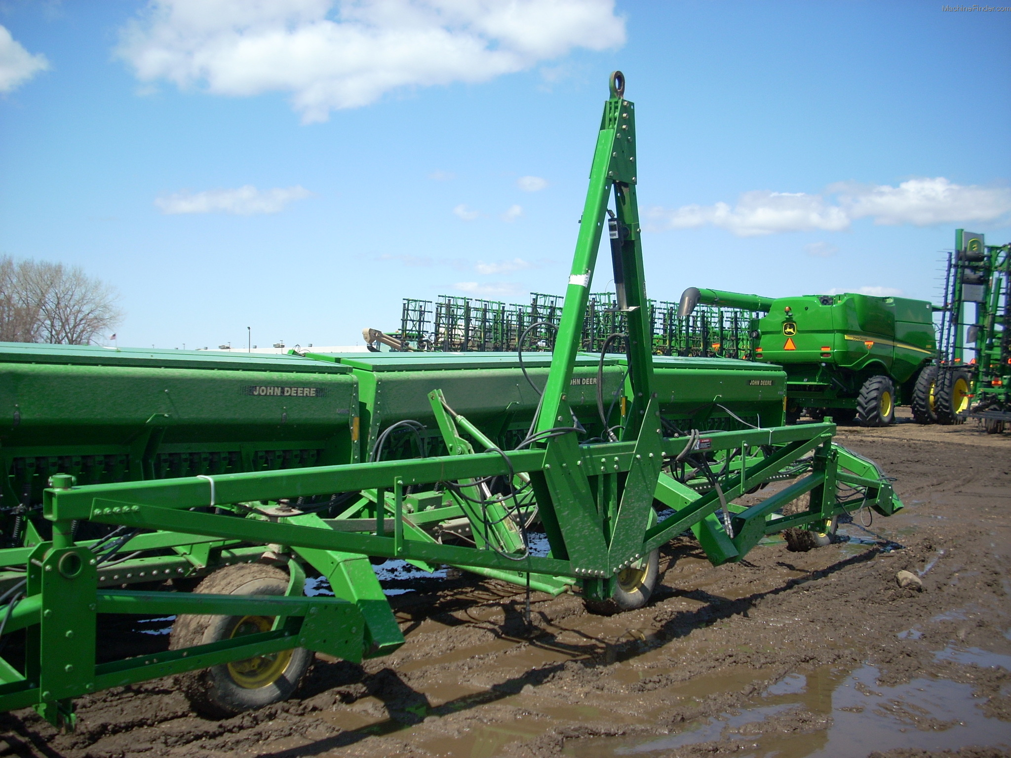 1995 John Deere 9400 Planting & Seeding - Box Drills ...