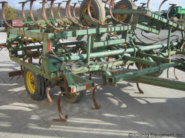 John Deere 1010 Field Cultivator, A643181A, in Anna, Ohio