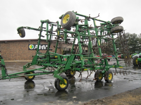2003 John Deere 2200 Field Cultivator For Sale » AHW, LLC ...