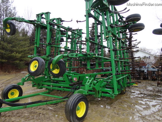 2005 John Deere 2210 Tillage - John Deere MachineFinder