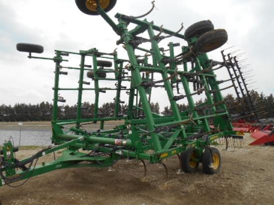 John Deere 2210 Field Cultivator For Sale » Beller ...