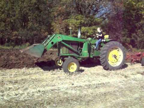 2010 iowa falls plow day john deere 3020 international ...