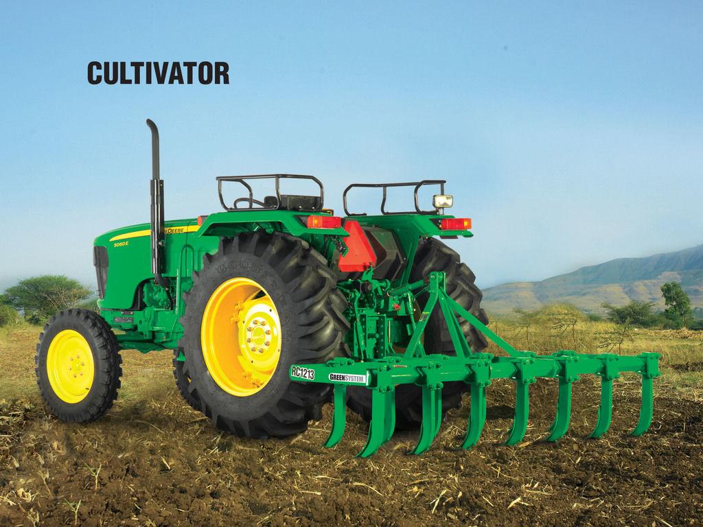 Cultivator | Implements | John Deere IN