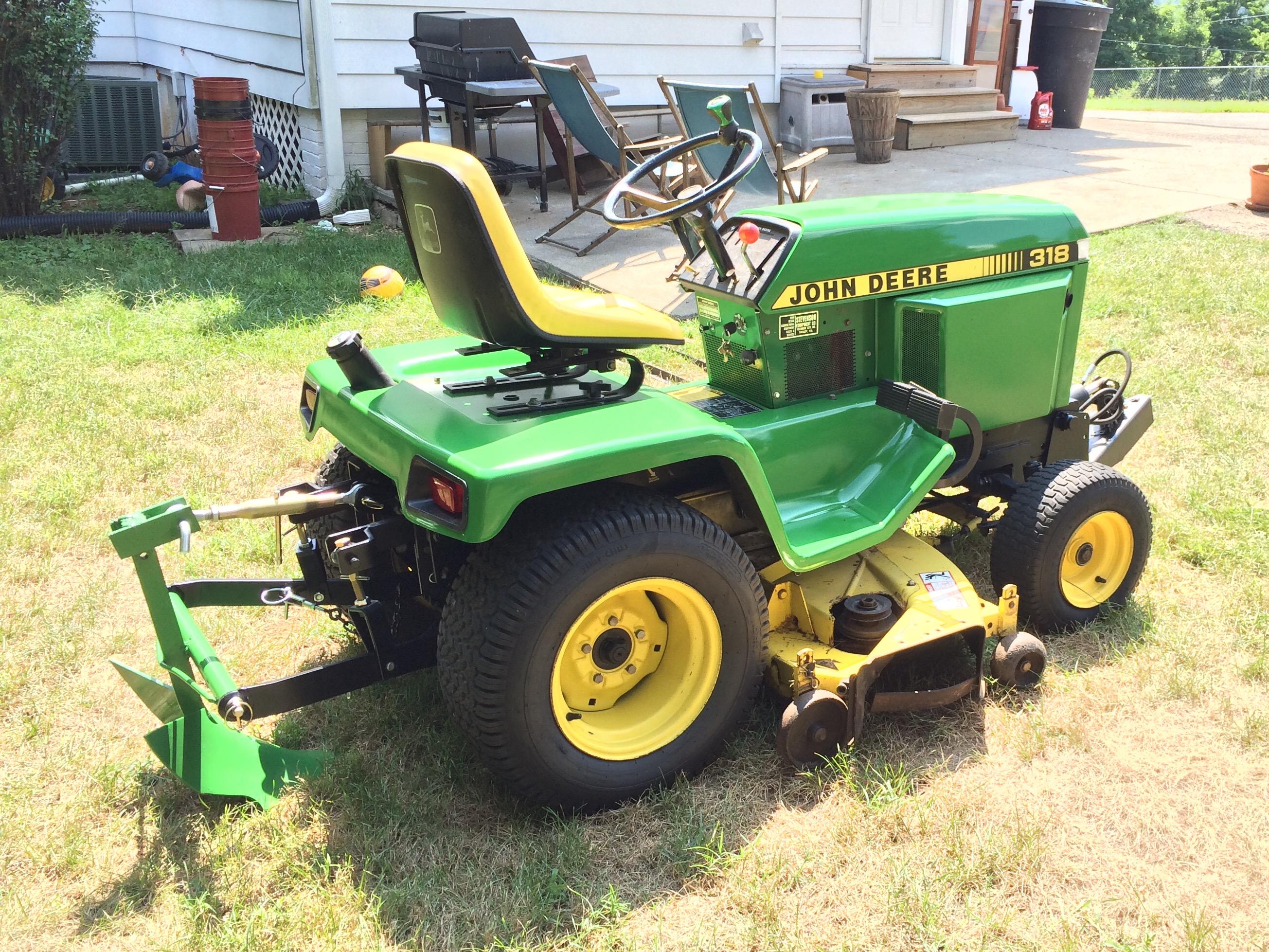 John Deere 318 Potato Plow | John Deere | Pinterest | John ...