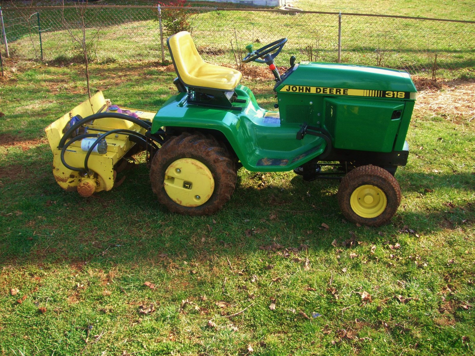 Rare/Cool JD attachment thread - MyTractorForum.com - The ...