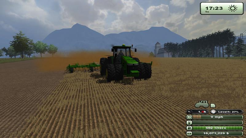 FS 2013: John Deere 40 ft Cultivator v 2.0 Cultivators ...
