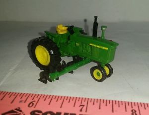1/64 ERTL custom John deere 4020 nf tractor w/ mtd row ...