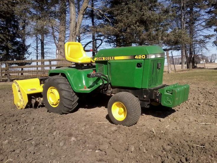 1000+ ideas about John Deere Compact Tractors on Pinterest ...