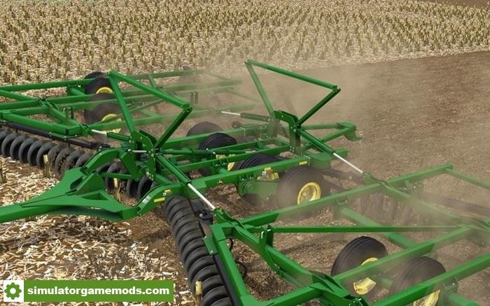 FS17 – John Deere 2623 50FT Cultivator V1.0 – Simulator ...