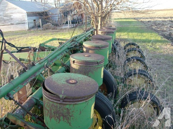 John Deere 6 row planter and cultivator - (swmn) for Sale ...