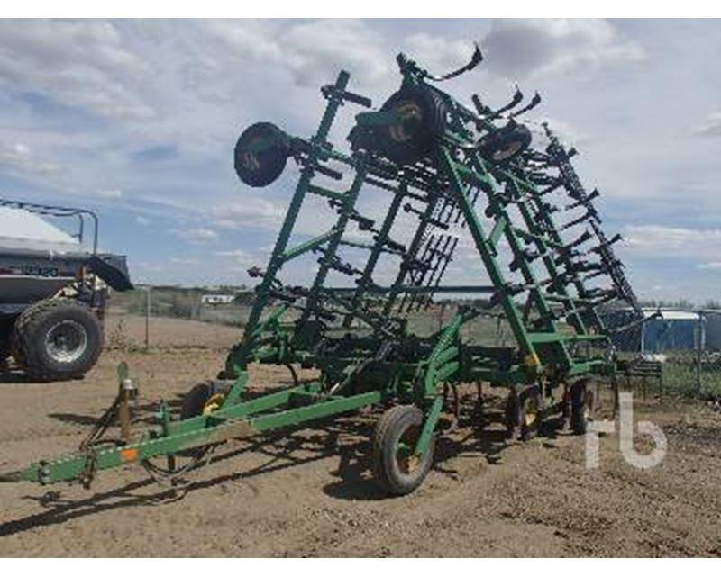 John Deere 610 Integral Chisel Plow Primary Tillage John ...