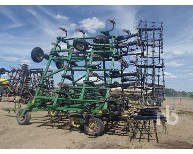 John Deere 610 Cultivator For Sale - Lloydminster, AB ...