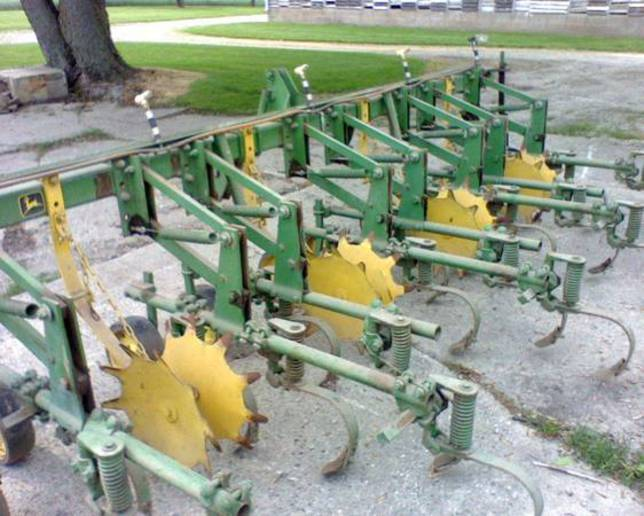 Which cultivator to buy? - Opinions - Implement Alley ...